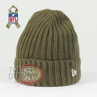 Bonnet San Francisco 49ers NFL Salute To Service New Era - Touchdown Shop