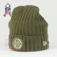 Bonnet Pittsburgh Steelers NFL Salute To Service New Era - Touchdown Shop