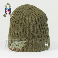 Bonnet Philadelphia Eagles NFL Salute To Service New Era - Touchdown Shop