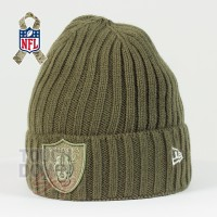 Bonnet Oakland Raiders NFL Salute To Service New Era
