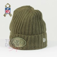 Bonnet New York Jets NFL Salute To Service New Era