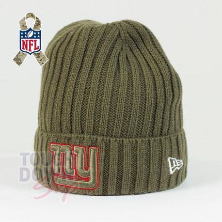 Bonnet New York Giants NFL Salute To Service New Era - Touchdown Shop