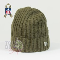 Bonnet Minnesota Vikings NFL Salute To Service New Era