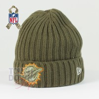 Bonnet Miami Dolphins NFL Salute To Service New Era
