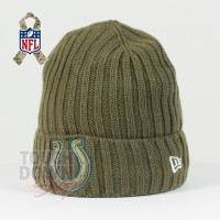 Bonnet Indianapolis Colts NFL Salute To Service New Era - Touchdown Shop