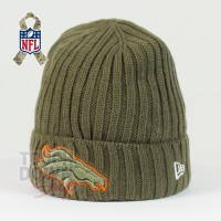 Bonnet Denver Broncos NFL Salute To Service New Era - Touchdown Shop