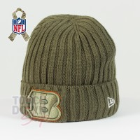 Bonnet Cincinnati Bengals NFL Salute To Service New Era - Touchdown Shop