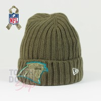 Bonnet Carolina Panthers NFL Salute To Service New Era - Touchdown Shop
