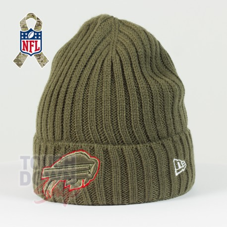 Bonnet Buffalo Bills NFL Salute To Service New Era - Touchdown Shop