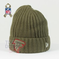 Bonnet Atlanta Falcons NFL Salute To Service New Era