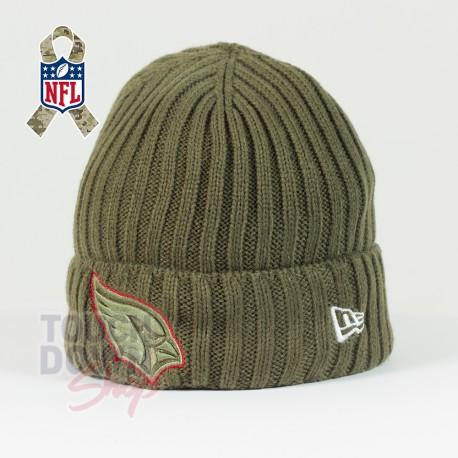 Bonnet Arizona Cardinals NFL Salute To Service New Era - Touchdown Shop
