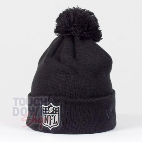 Bonnet blason NFL Shine bobble New Era - Touchdown Shop