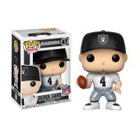 Figurine NFL Derek Carr N°47 série 4 Funko POP - Touchdown Shop