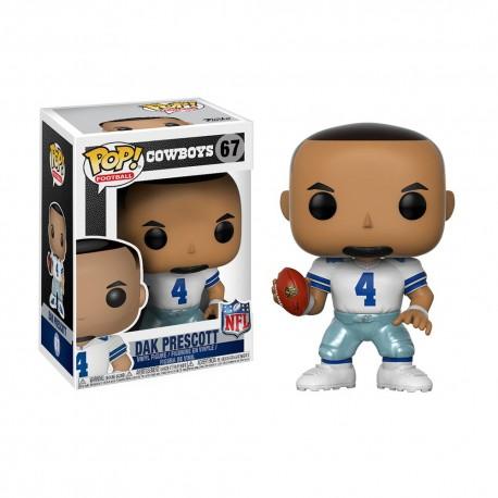 Figurine NFL Dak Prescott N°67 série 4 Funko POP - Touchdown Shop
