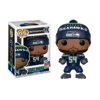 Figurine NFL Bobby Wagner N°71 série 4 Funko POP - Touchdown Shop