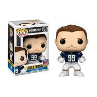 Figurine NFL Joey Bosa N°75 série 4 Funko POP - Touchdown Shop