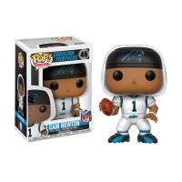 Figurine NFL Cam Newton N°46 série 4 Funko POP