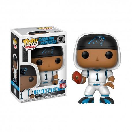 Figurine NFL Cam Newton N°46 série 4 Funko POP - Touchdown Shop