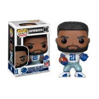 Figurine NFL Ezekiel Elliott N°68 série 4 Funko POP