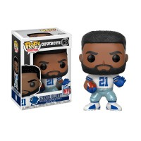 Figurine NFL Ezekiel Elliott N°68 série 4 Funko POP - Touchdown Shop