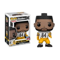 Figurine NFL Antonio Brown N°62 série 4 Funko POP - Touchdown Shop