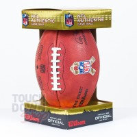 Ballon officiel NFL Salute To Service - The Duke