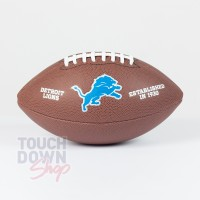 Ballon de Football Américain NFL Detroit Lions