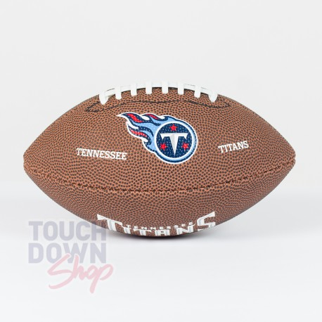 Mini ballon NFL Tennessee Titans - Touchdown Shop