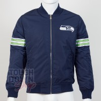 Bomber Seattle Seahawks NFL Team apparel New Era - Touchdown Shop