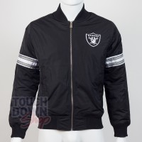 Bomber Oakland Raiders NFL Team apparel New Era - Touchdown Shop