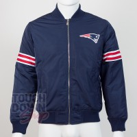 Bomber New England Patriots NFL Team apparel New Era - Touchdown Shop