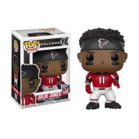 Figurine NFL Julio Jones N°72 série 4 Funko POP