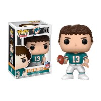 Figurine NFL Dan Marino N°91 série Legends Funko POP
