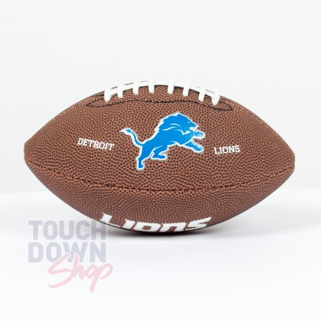 Mini ballon NFL Detroit Lions - Touchdown Shop