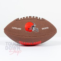 Mini ballon de Football Américain NFL Cleveland Browns