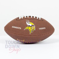 Mini ballon de Football Américain NFL Minnesota Vikings