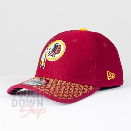 Casquette Washington Redskins NFL On field 39THIRTY New Era - Touchdown Shop 532b8a8e59a9