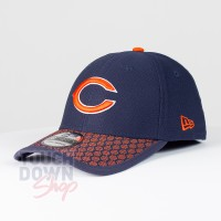 Casquette Chicago Bears NFL On field... Casquette Chicago Bears NFL On  field 39THIRTY New Era 722ffef8456
