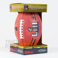 Ballon officiel NFL Superbowl LII - The Duke - Touchdown Shop