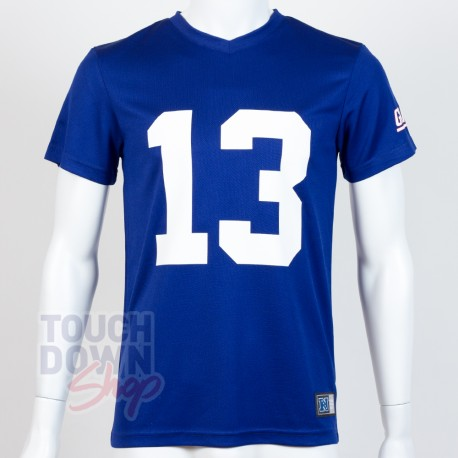 Jersey supporter Odell Beckham Jr. 13 New York Giants NFL Moro N&N Majestic - Touchdown shop