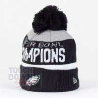 Bonnet Philadelphia Eagles NFL Superbowl LII Champions New Era - Touchdown Shop
