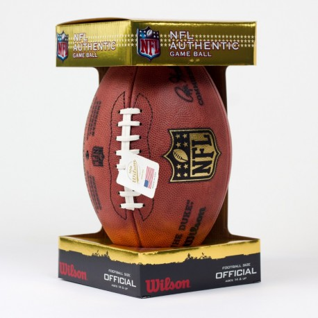Ballon officiel NFL - The Duke - Touchdown shop