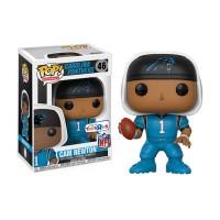 Figurine NFL Cam Newton N°46 série 4 collector Funko POP