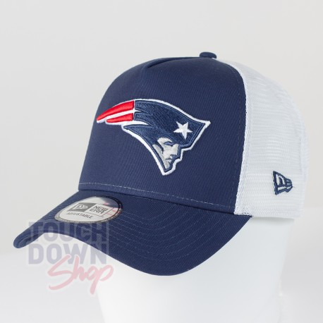 Casquette New England Patriots NFL essential 9FORTY Trucker New Era - Touchdown Shop