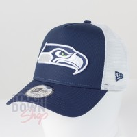 Casquette Seattle Seahawks NFL essential 9FORTY Trucker New Era - Touchdown Shop