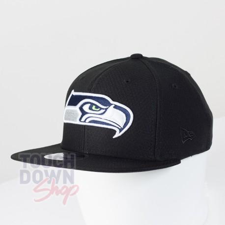 Casquette Seattle Seahawks NFL dryera tech 9FIFTY snapback New Era - Touchdown Shop