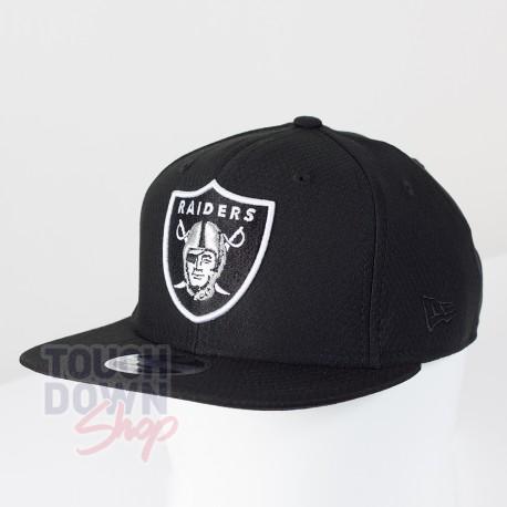 Casquette Oakland Raiders NFL dryera tech 9FIFTY snapback New Era - Touchdown Shop
