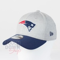 Casquette New England Patriots NFL jersey hex 39THIRTY New Era - Touchdown Shop