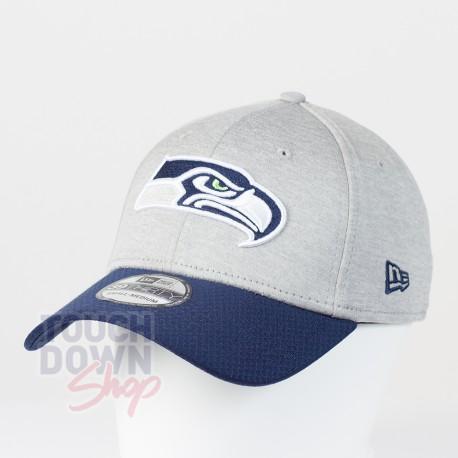Casquette Seattle Seahawks NFL jersey hex 39THIRTY New Era - Touchdown Shop