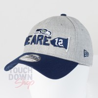 Casquette Seattle Seahawks NFL Draft 2018 39THIRTY New Era - Touchdown Shop